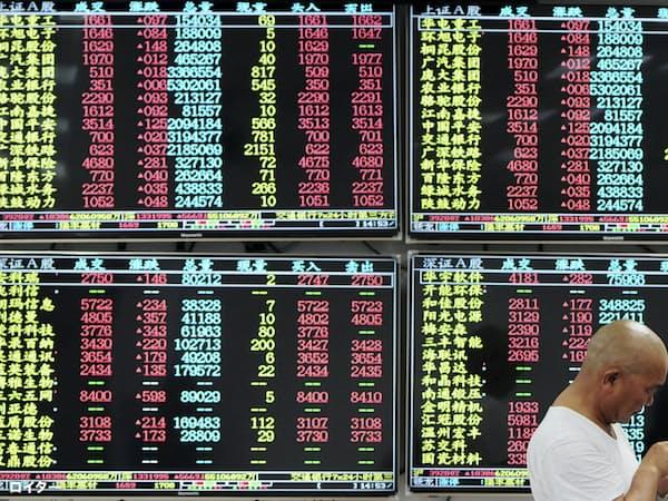 日中の金融協力が動き出す(中国江西省)=ロイター