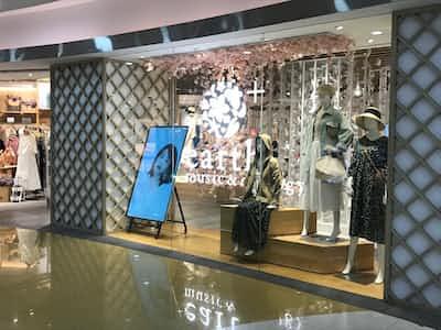 ストライプインターナショナルがモデルケースの1つと位置付ける上海店