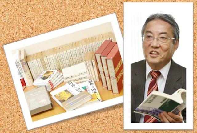 細野哲弘氏と座右の書・愛読書