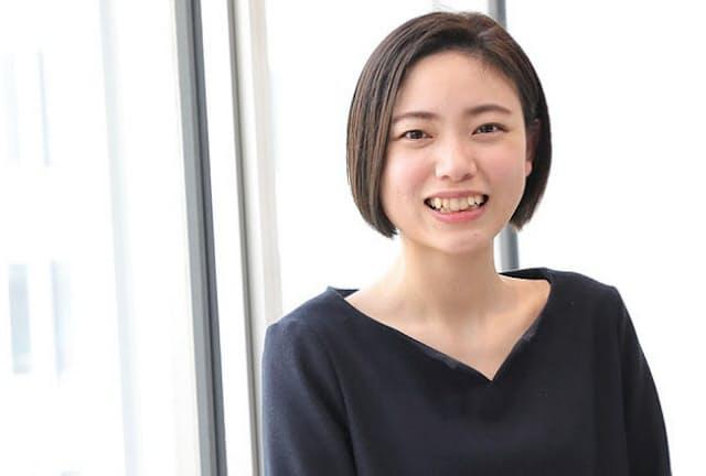 ムスカ暫定CEOの流郷綾乃さん