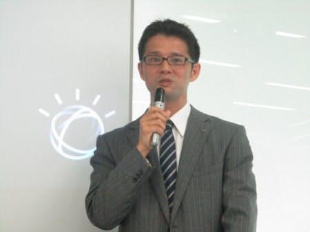 黒川亮IBMクラウド事業本部IBM Data and AI事業部長