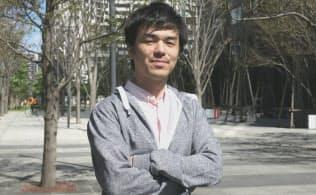 クラウドソーシングサービスを使って副業をしている大手ウェブサービス企業に勤務する池田健人氏