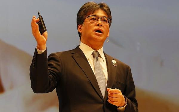 時田隆仁執行役員副社長