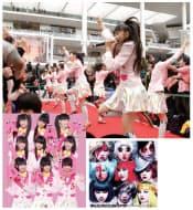 私立恵比寿中学(しりつえびすちゅうがく) 2009年に結成。2010年2月にインディーズデビューし、6枚のシングルをリリース。ももいろクローバーZの妹分としてTIF(TOKYO IDOL FESTIVAL)などにも出演。5月5日に「仮契約のシンデレラ」でメジャーデビュー。現在は9人組として活動中。