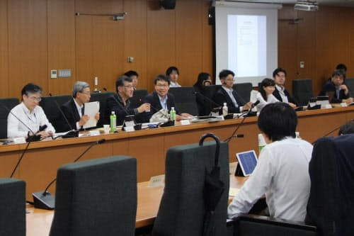 21日に開催されたIT総合戦略本部のデータ流通・活用ワーキンググループ