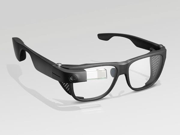 米グーグルが発表した「Glass Enterprise Edition 2」(出所:米グーグル)