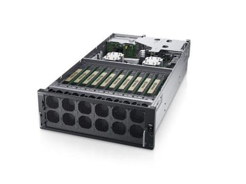新製品のAI専用サーバー「Dell EMC DSS 8440」