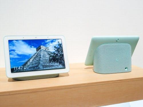 グーグルが「Google Nest Hub」を国内発表