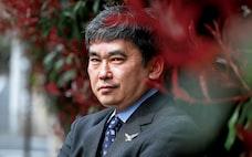 中小の事業継承追う「ハゲタカ」の視線 作家真山仁氏