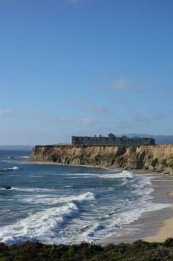 意外かもしれませんが、シリコンバレーの海岸です。この海の先には日本が……(筆者撮影)
