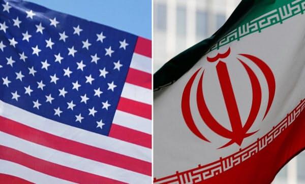 米国とイランの軍事衝突の可能性が高まっている=ロイター