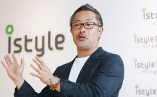 アイスタイルVicePresident・ヒューマンリソース本部本部長の鈴木敬介氏