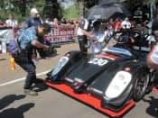 初参加のトヨタモータースポーツは、参加した全94台中4位。ガソリン車に負けない実力を見せた