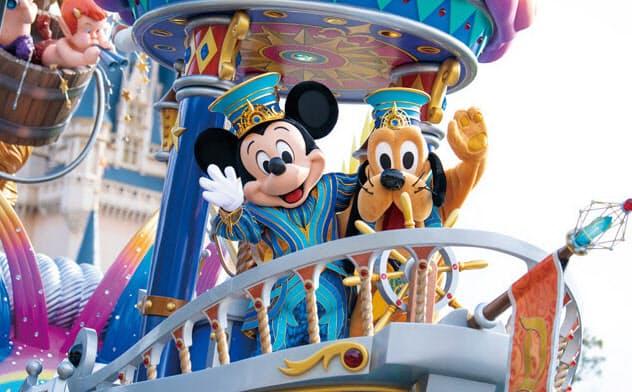 (写真提供:オリエンタルランド (c)Disney)