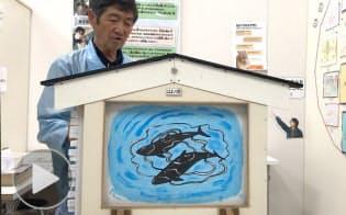 水族館ではじまりはじまり~ 紙芝居で親しむ海の生物