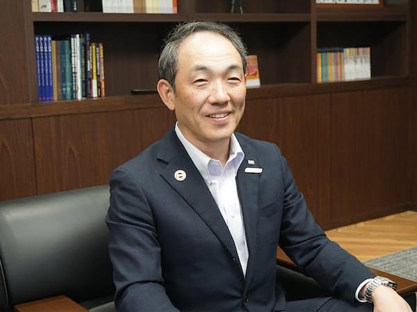 JTBの古野浩樹執行役員法人事業本部副本部長