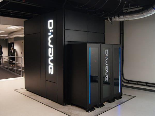 Dウエーブ・システムズの量子コンピューター