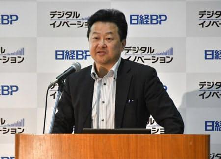 北洋銀行の佐々木勉氏(撮影:渡辺可緒理)