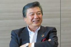 日本証券業協会の鈴木茂晴会長