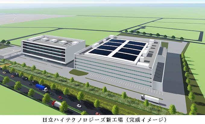 日立ハイテク、茨城県ひたちなか市に新工場を建設-半導体製造装置 ...