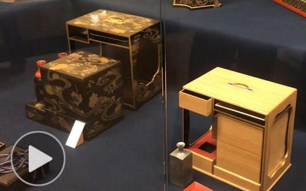 弁当箱に詰まった遊び心 江戸後期の作を中心に収集