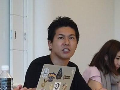 ナイアンティック ポケモンGO&東京スタジオマーケティング統括の須賀健人氏(写真:日経 xTECH)