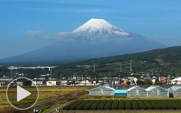 新幹線の車窓から見てみると…沿線風景よもやま話