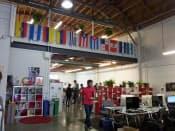米ピンタレストは今年7月、シリコンバレーからサンフランシスコ市内の現オフィスに移ってきた。(サンフランシスコ市ソーマ地区)