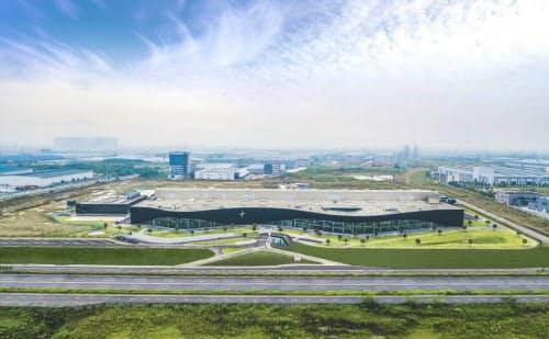 ポールスターの中国新工場(写真:ポールスター)