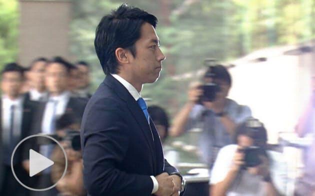 第4次安倍再改造内閣 小泉氏が初入閣