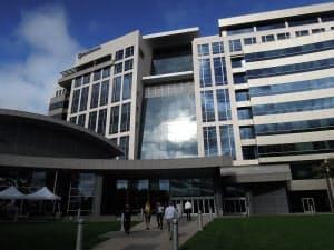 図1 米国サンディエゴにあるクアルコムの本社ビル