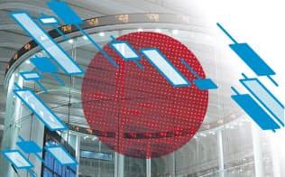 日経平均10連騰、相場支える「バリュー株の逆襲」