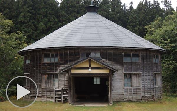 「日輪兵舎」を知っていますか?