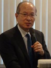 日本医学会連合副会長で日本外科学会理事長の森正樹氏