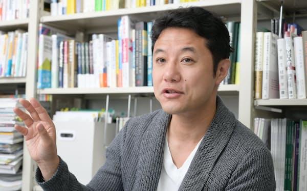 早大ビジネススクール 入山章栄教授