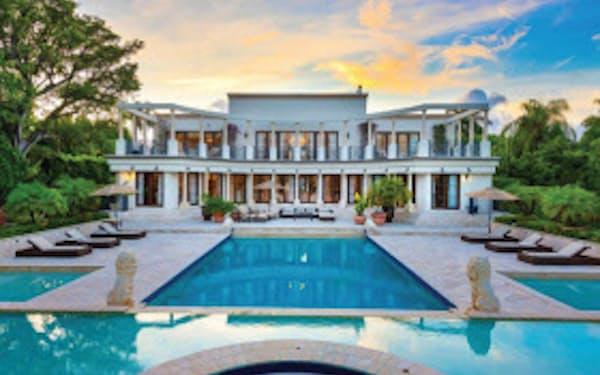 スイスから米国まで、世界の豪邸
