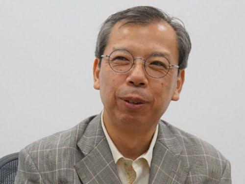 リブラの登場で、CBDCを巡る日銀の議論が深まったと指摘する元日銀の井上哲也・野村総合研究所金融イノベーション研究部主席研究員