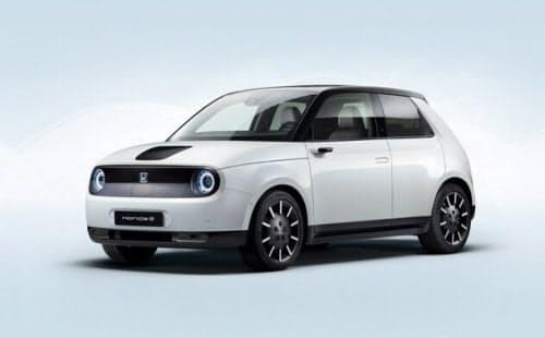 新型EV「ホンダe」の欧州仕様車(出所:ホンダ)