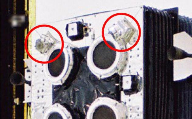 はやぶさ2で使われているイオンエンジン中和器。これに搭載したマイクロ波プラズマ源を基に除電器を開発した(出所:JAXA)