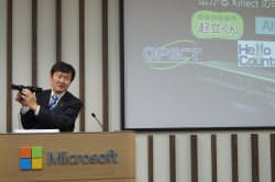 日本マイクロソフトの加治佐俊一CTO