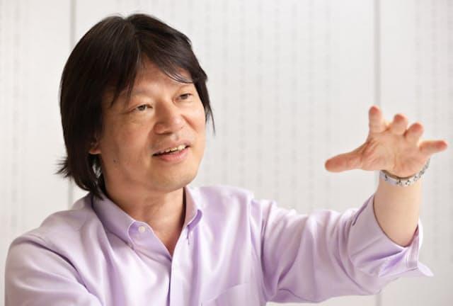 リンクアンドコミュニケーションの渡辺敏成社長は一橋大学の商学部経営学科で、起業の志を培った