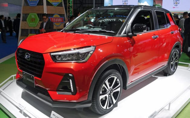 「トヨタ小型車」ダイハツ 新SUVに透ける実力不足