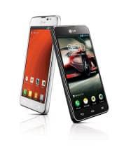 韓国LG電子が発表した「Optimus F5」