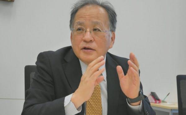 三菱ケミカルHDのCDOを務める岩野和生執行役員