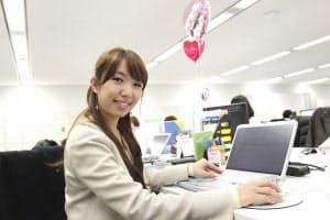 技術者の新卒採用の礎を築いた人事部の小川璃紗マネージャー