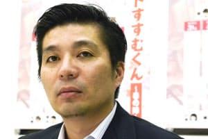 サイバーエージェントの藤田晋社長