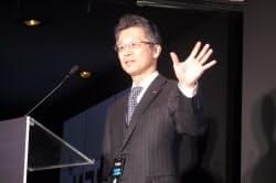 Tizenアソシエーションの議長を務めるNTTドコモの永田清人氏