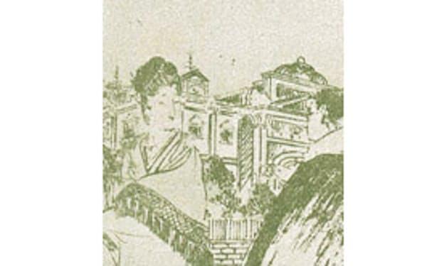 設立当時の大阪株式取引所