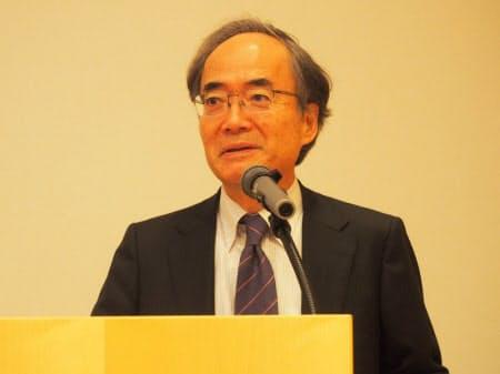 コグナイト日本法人の徳末哲一社長