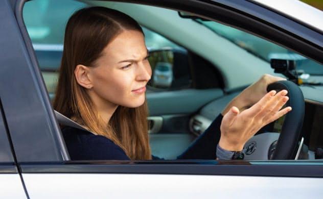 ドライバーの運転スタイルは3万種類以上(写真:現代自動車)
